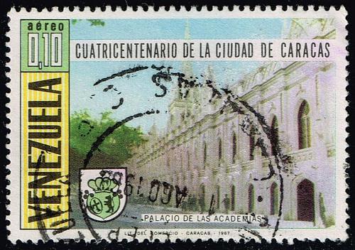 Venezuela **U-Pick** Stamp Stop Box #158 Item 07 |USS158-07