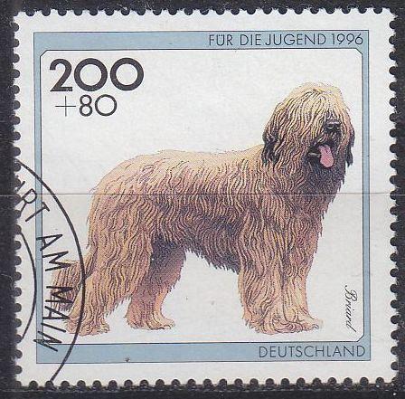 GERMANY BUND [1996] MiNr 1840 ( O/used ) Tiere