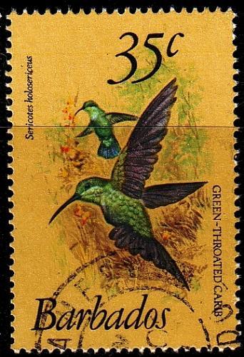 BARBADOS [1979] MiNr 0474 ( O/used ) Vögel