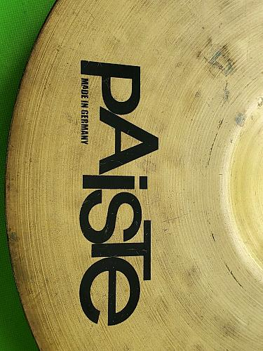 PAISTE PST-3 10 INCH SPLASH CYMBAL MADE IN GERMANY