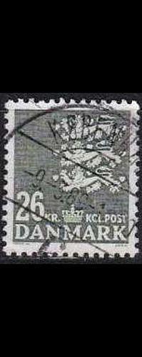 DÄNEMARK DANMARK [1989] MiNr 0942 ( O/used )