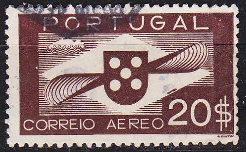 PORTUGAL [1936] MiNr 0596 ( O/used )