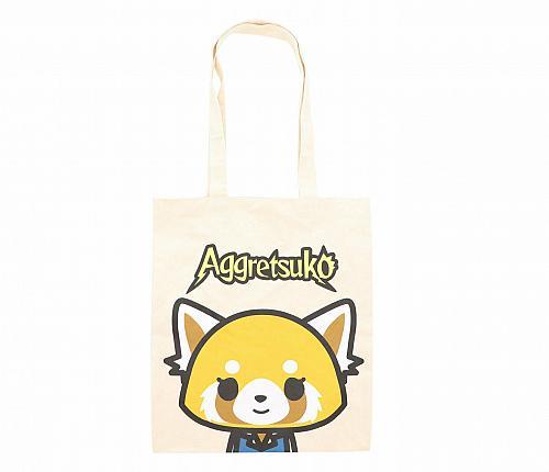 New Hello Kitty Aggretsuko Tote Bag Rage Free Shipping