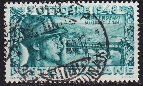 ITALIEN ITALY [1948] MiNr 0761 ( O/used )