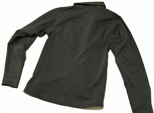 Nau eco circle close the loop Jacket Men Gray size S