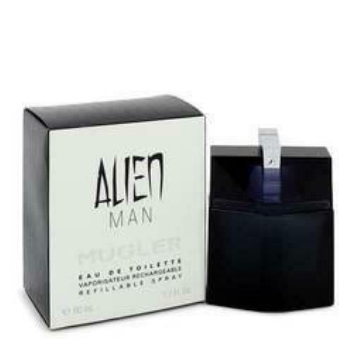 Alien Man Eau De Toilette Refillable Spray By Thierry Mugler