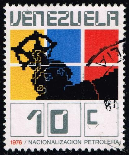 Venezuela **U-Pick** Stamp Stop Box #158 Item 11 |USS158-11