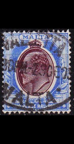 MALTA [1903] MiNr 0020 ( O/used )