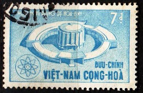 VIETNAM SÜD SOUTH [1964] MiNr 0311 ( O/used )