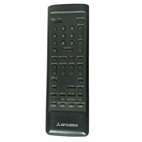 Genuine Mitsubishi TV VCR Remote Control 939P347C50