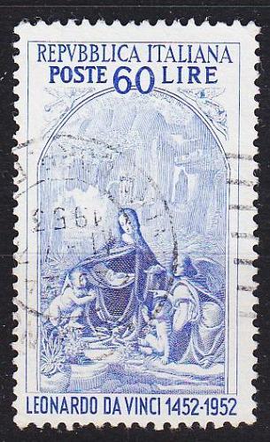 ITALIEN ITALY [1952] MiNr 0877 ( O/used )