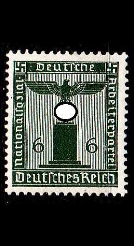 GERMANY REICH Dienst [1938] MiNr 0148 ( **/mnh )