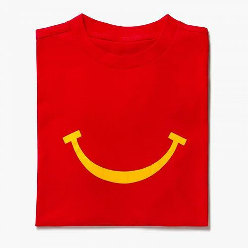 New McDonald Happy Meal T-Shirt rare Free Shipping all size S , M , L , 2XL 3XL