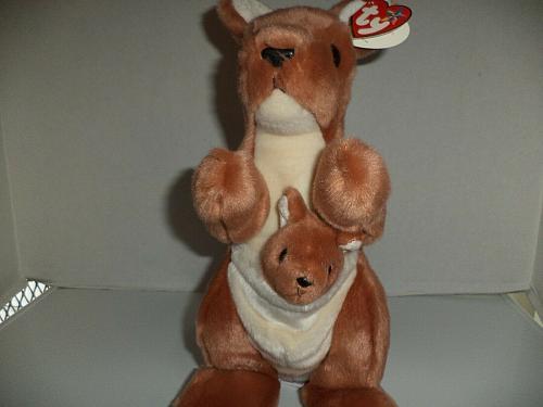 Original Ty Beanie Babie Kangaroo