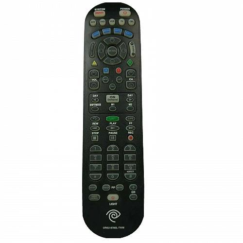 Genuine Time Warner Cable Remote Control UR5U-8780L-TWM Tested Works