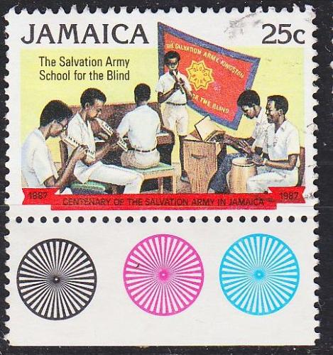JAMAIKA JAMAICA [1987] MiNr 0679 ( O/used )
