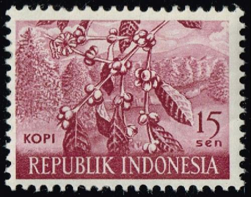 Indonesia **U-Pick** Stamp Stop Box #159 Item 36  USS159-36