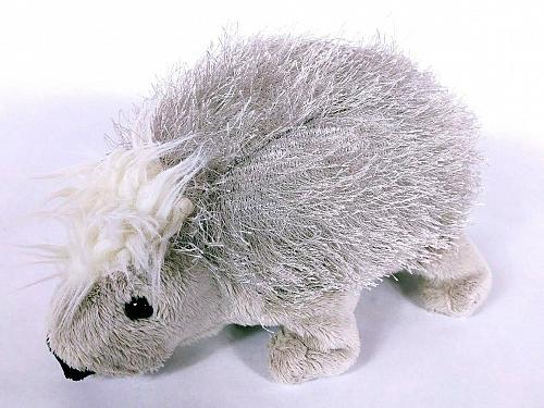"Ganz Webkinz Porcupine Plush Stuffed Animal 368HM No Code 10.5"""