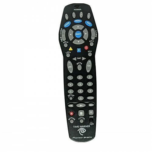 Genuine Time Warner Pioneer TV VCR Remote Control BR-360TW