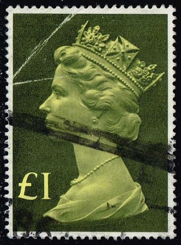 Great Britain #MH169 Machin Head; Used Spacefiller (0.60) (0Stars) |GBRMH169-03XVA