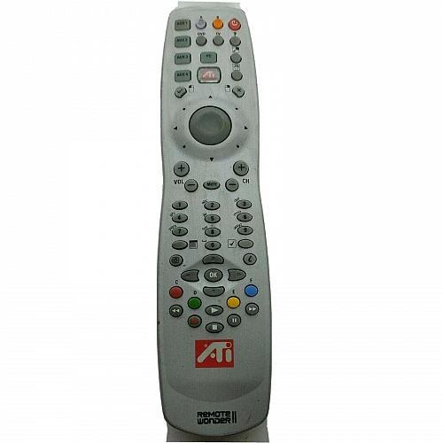Genuine ATI Remote Wonder II Remote Control RC13747002/00RF Tested Works