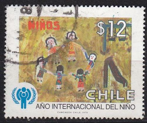 CHILE [1979] MiNr 0915 ( O/used )