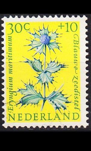 NIEDERLANDE NETHERLANDS [1960] MiNr 0750 ( **/mnh ) Blumen