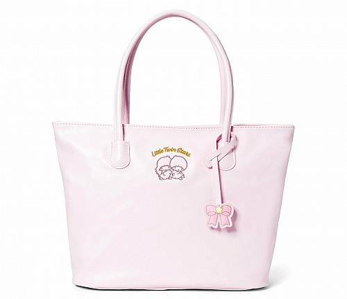 New Hello Kitty Sanrio Little Twin Stars Pastel Tote Bag Fast Free Shipping