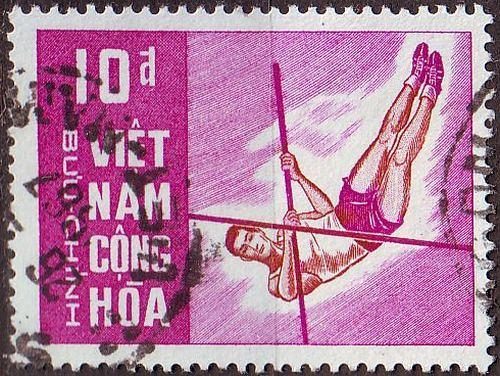VIETNAM SÜD SOUTH [1965] MiNr 0352 ( O/used ) Sport