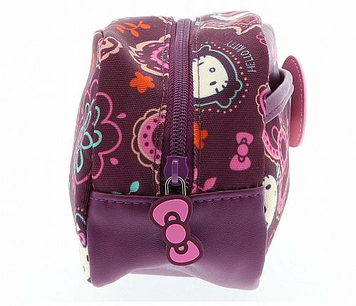 New Hello Kitty Pouch Paisley Free Shipping