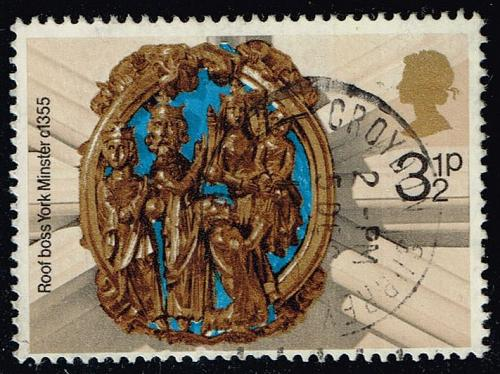Great Britain #732 Adoration of the Kings; Used (0.25) (3Stars) |GBR0732-03XVA