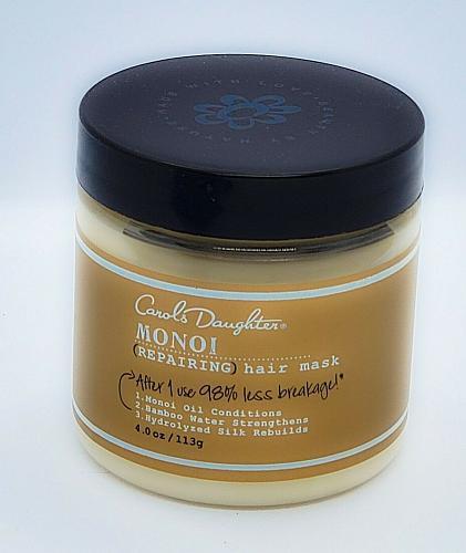 Brand New Carol's Daughter Monoi Repairng Hair Mask 4 oz
