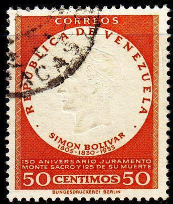 VENEZUELA [1957] MiNr 1189 ( O/used )