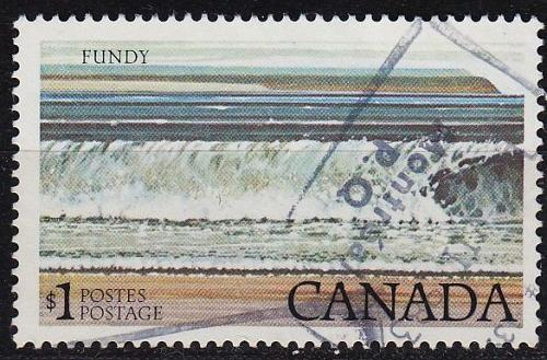 KANADA CANADA [1979] MiNr 0715 x ( O/used ) Landschaft