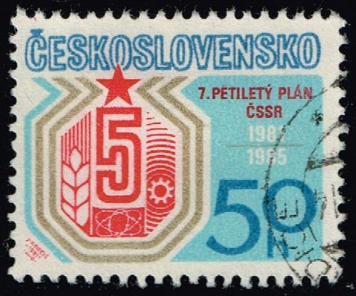 Czechoslovakia **U-Pick** Stamp Stop Box #160 Item 20 |USS160-20XVA