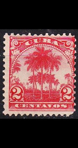 KUBA CUBA [1899] MiNr 0002 a ( */mh )