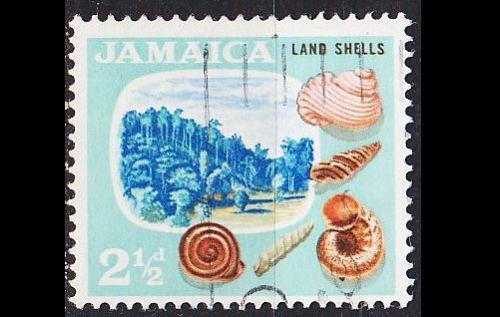 JAMAIKA JAMAICA [1964] MiNr 0222 ( O/used ) Landschaft