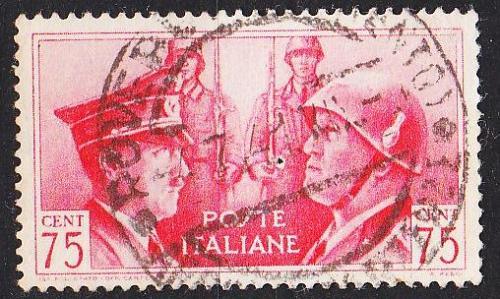 ITALIEN ITALY [1941] MiNr 0627 ( O/used )