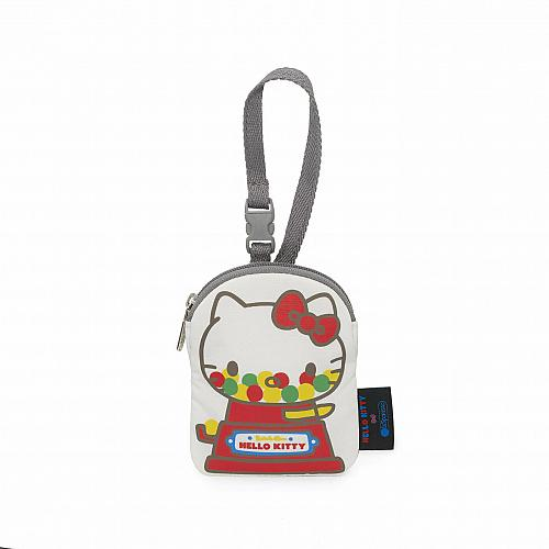 New LeSportsac x Hello Kitty Gumball Bag Charm Free Shipping