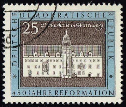 Germany DDR **U-Pick** Stamp Stop Box #159 Item 64 |USS159-64
