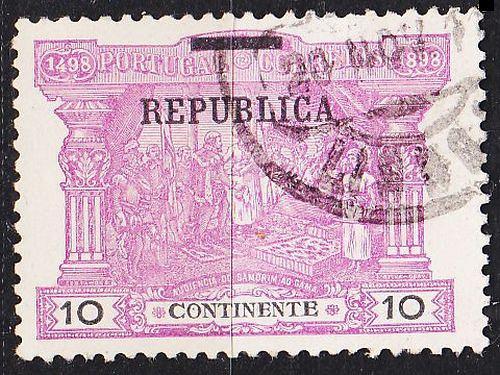 PORTUGAL [1911] MiNr 0191 y ( O/used )