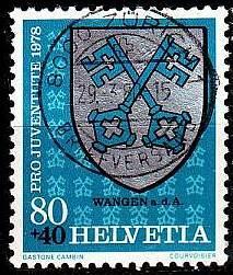 SCHWEIZ SWITZERLAND [1978] MiNr 1145 ( O/used ) Pro Juventute
