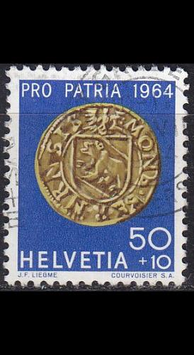 SCHWEIZ SWITZERLAND [1964] MiNr 0799 ( O/used ) Pro Patria