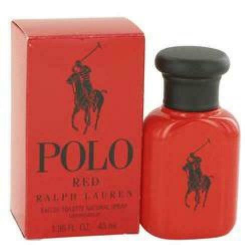 Polo Red Eau De Toilette Spray By Ralph Lauren
