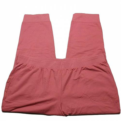 Denim & Co. Active Petite Pull-On Knit Jogger Pants 2XP Classic Rose