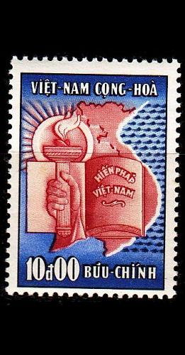 VIETNAM SÜD SOUTH [1957] MiNr 0150 ( **/mnh )