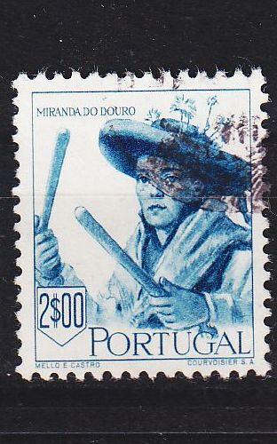 PORTUGAL [1947] MiNr 0712 ( O/used ) [01]