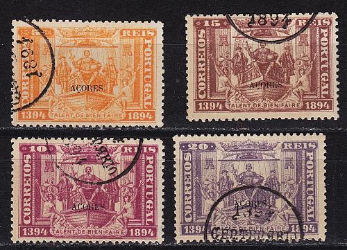 PORTUGAL [Azoren] MiNr 0062 ex ( O/used ) [01]