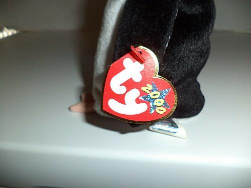 """Beanie Buddy Ty Penguin """"Frigid"""""""