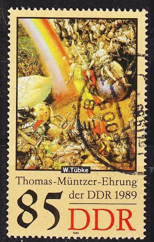 GERMANY DDR [1989] MiNr 3273 ( OO/used )